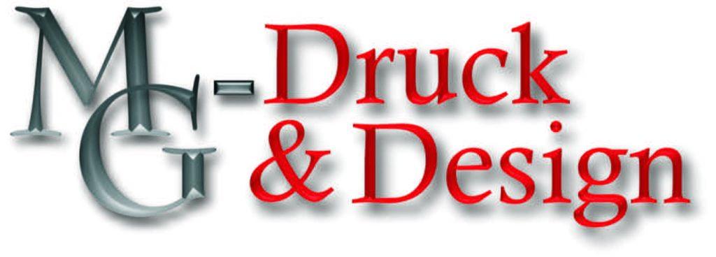 MG-Druck&Design Logo